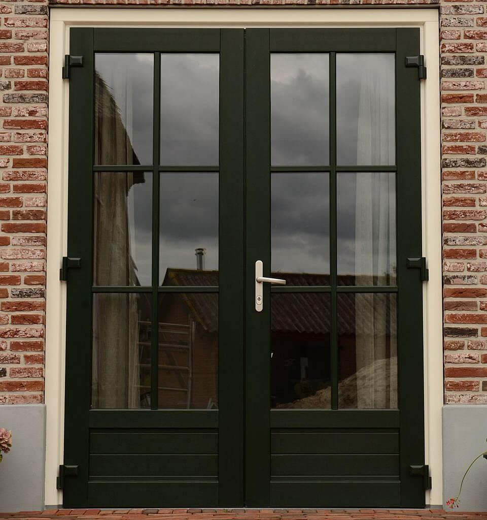 Kunststof kozijnen Hellendoorn
