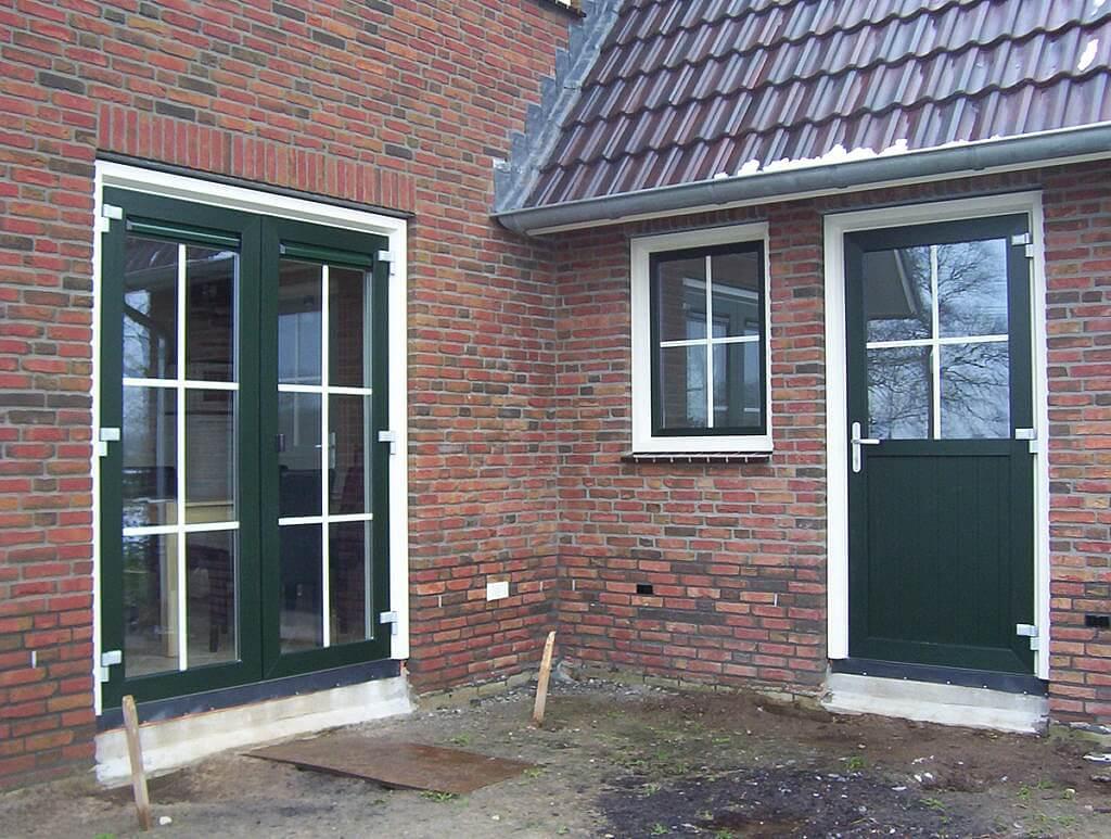Kunststof kozijnen Hof van Twente