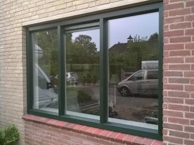 Kunststof ramen en deuren